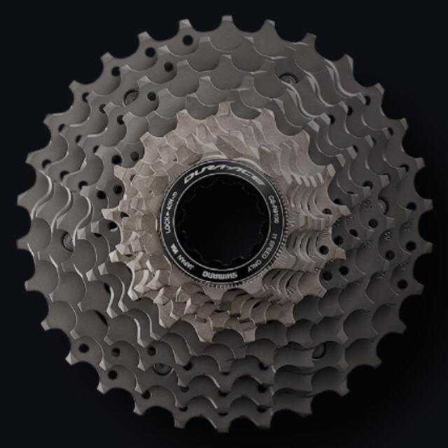 シマノ デュラエース 11Sカセットスプロケット ワイドレシオ CS-R9100 スポーツ/アウトドアの自転車(パーツ)の商品写真