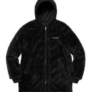 シュプリーム(Supreme)の17aw Supreme Reversible Sherpa Work Fur(その他)
