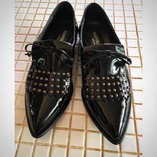 ペリーコ(PELLICO)のNAPOLEONI ☆ 靴      37インチ(ローファー/革靴)