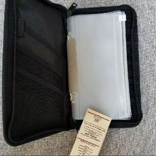 ムジルシリョウヒン(MUJI (無印良品))の新品未使用☆無印パスポートケース(ポーチ)