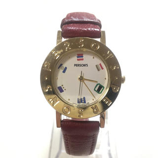 パーソンズ(PERSON'S)の【PERSONS】1787 レディース クォーツ(腕時計)