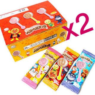 アンパンマン(アンパンマン)のアンパンマン ペロペロチョコレート50本(菓子/デザート)