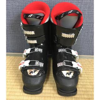 ノルディカ(NORDICA)のノルディカ ジュニア スキーブーツ24センチ(ブーツ)