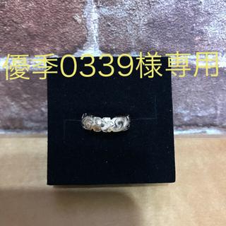 【優季0339様専用】ハワイアンジュエリー K14 リング(リング(指輪))