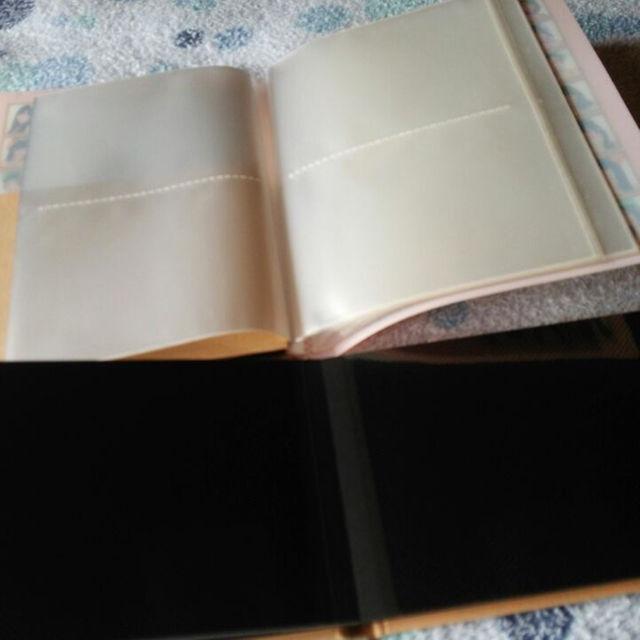 AKBフォトアルバムと無地フォトアルバム インテリア/住まい/日用品のオフィス用品(