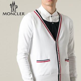 モンクレール(MONCLER)のMONCLER モンクレール カーディガン (カーディガン)