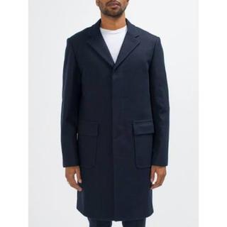 ニュアンス(niuhans)のボブ様専用 niuhans chesterfield coat Navy(チェスターコート)