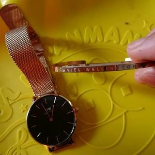 ダニエルウェリントン(Daniel Wellington)のmi様専用♡ิิ♡Daniel Wellington 腕時計 ブレスセット(腕時計)