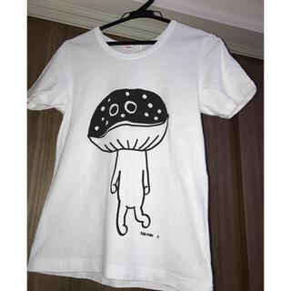 ネネット(Ne-net)のネネット たけださんティシャツ 白(Tシャツ(半袖/袖なし))