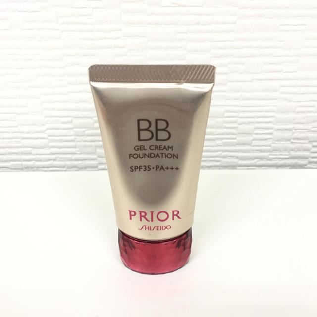 PRIOR(プリオール)のプリオール 美つやBBジェルクリーム オークル3 リキッドファンデーション コスメ/美容のベースメイク/化粧品(BBクリーム)の商品写真