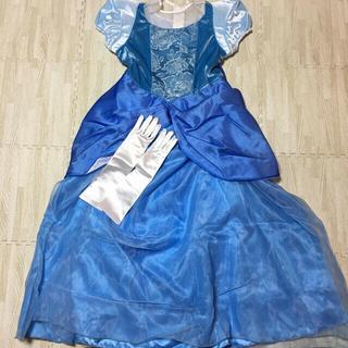 ディズニー(Disney)のシンデレラ ドレス 140〜150cm ディズニー コスプレ 仮装(衣装)