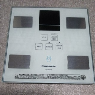 パナソニック(Panasonic)のパナソニック 体組成計 (体重計/体脂肪計)