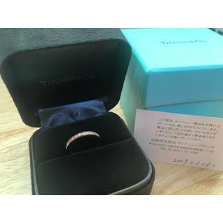 ティファニー(Tiffany & Co.)の【専用】ティファニー ダイヤモンドリング 未使用品(リング(指輪))