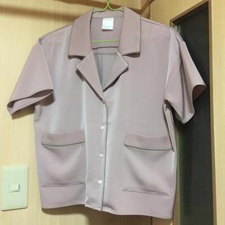 ハレ(HARE)のHARE トップス 開襟シャツ(シャツ/ブラウス(半袖/袖なし))