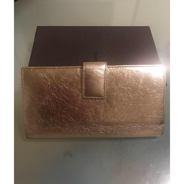 low priced 3d0f5 67b3a イヴ・サンローラン長財布♡