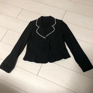 ボディライン(BODYLINE)の【新品】3点セット シャツ スカート ジャケット ドレス 卒園式 入園式(ドレス/フォーマル)
