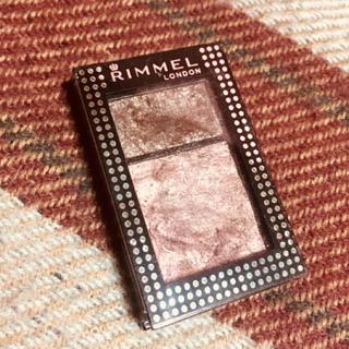 リンメル(RIMMEL)の【美品】リンメル アイカラー アイシャドウ(アイシャドウ)