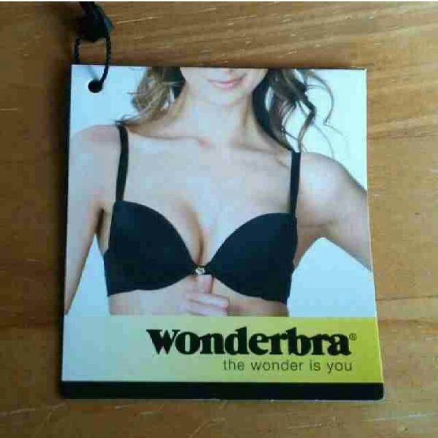 新品 wonderbra ワンダーブラ B65 レディースの下着/アンダーウェア(ブラ)の商品写真