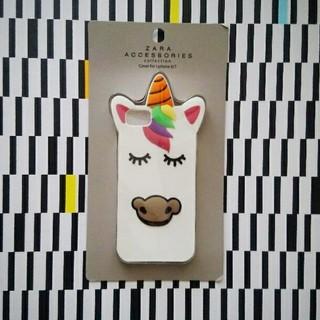 ザラ(ZARA)のザラ iPhoneケース カバー(iPhoneケース)