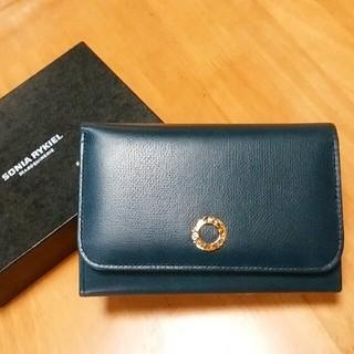ソニアリキエル(SONIA RYKIEL)のSONIA RYKIEL 新品未使用 二つ折り財布(財布)