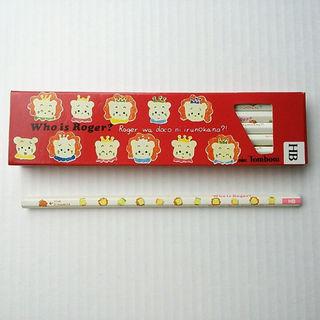 トンボエンピツ(トンボ鉛筆)のトンボ鉛筆 ライオン柄 新品(その他)