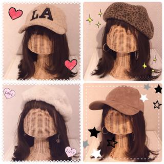 カシラ(CA4LA)の帽子♥️激安❣️どれでも500円(ハンチング/ベレー帽)