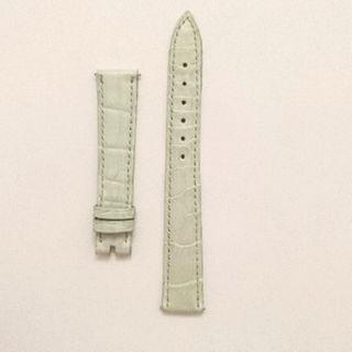 フランクミュラー(FRANCK MULLER)の【新品】フランクミュラー純正 トノウカーベックス用 替ベルト ミントグリーン(腕時計)