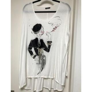 ルシェルブルー(LE CIEL BLEU)のしほ様専用 ルシェルブルー ロングTシャツ(Tシャツ(長袖/七分))