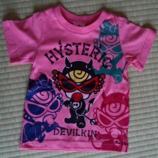 ヒステリックミニ(HYSTERIC MINI)のヒスミニ★devilkinTシャツ(その他)