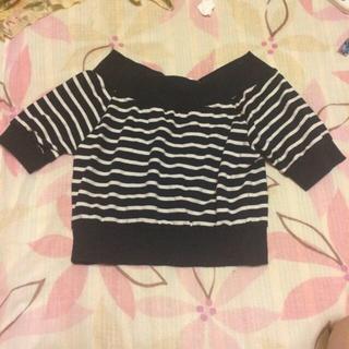 ミスティウーマン(mysty woman)の売り切り♡ショート丈トップス♡(Tシャツ(半袖/袖なし))