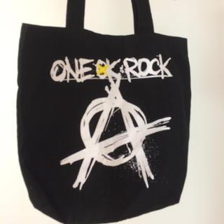 ワンオクロック(ONE OK ROCK)のone ok rock トートバッグ(トートバッグ)
