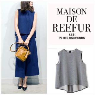 メゾンドリーファー(Maison de Reefur)のメゾンドリーファー★定価24000(カットソー(半袖/袖なし))