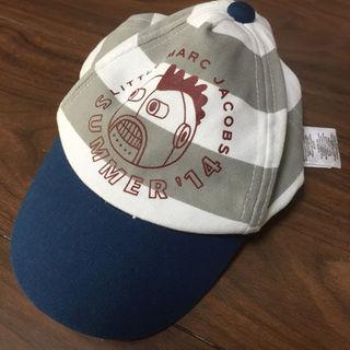 マークバイマークジェイコブス(MARC BY MARC JACOBS)のlittle marc jacobs キャップ 帽子(帽子)