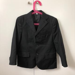 ユニクロ(UNIQLO)の120男の子フォーマルスーツ(ドレス/フォーマル)