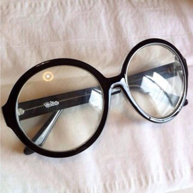 PINK-latte(ピンクラテ)の❤だてメガネ❤ レディースのファッション小物(サングラス/メガネ)の商品写真