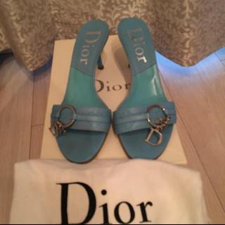 クリスチャンディオール(Christian Dior)のChristian Diorのミュール(ミュール)