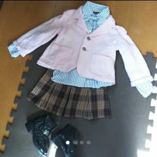 19ae32f7f9ae4 コムサイズム(COMME CA ISM)のフォーマル☆四点セット(ドレス フォーマル
