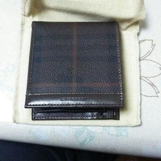 バーバリー(BURBERRY)のバーバリーの財布(折り財布)
