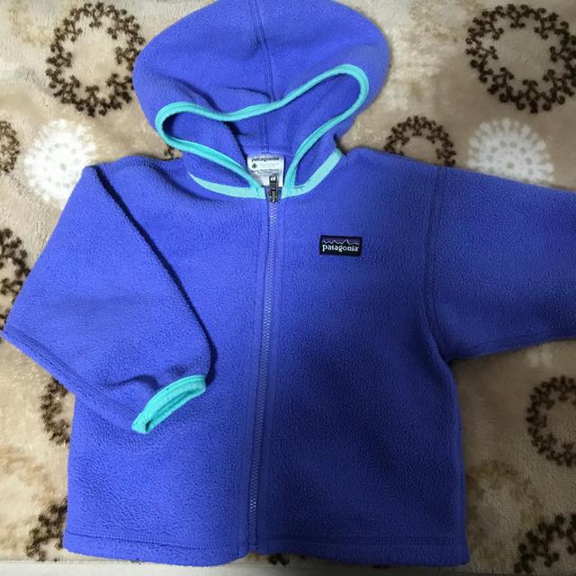 patagonia(パタゴニア)のパタゴニア フリース キッズ/ベビー/マタニティのベビー服(~85cm)(ジャケット/コート)の商品写真