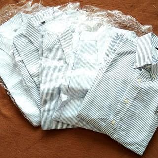 ムジルシリョウヒン(MUJI (無印良品))の無印良品 オックスフォードシャツ 3枚セット(シャツ)