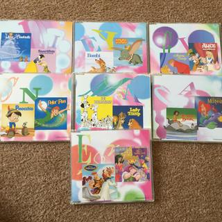 ディズニー(Disney)のDisney Magical Stories CD 7枚セット (CDブック)