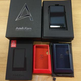 アイリバー(iriver)のAstell&Kern AK300 64GB ミッドナイトブラック(ポータブルプレーヤー)