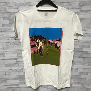 グラニフ(Graniph)の新品タグ無【グラニフ】アーティスティックTシャツ(Tシャツ(半袖/袖なし))