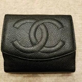 シャネル(CHANEL)のCHANEL シャネル 折り財布(財布)