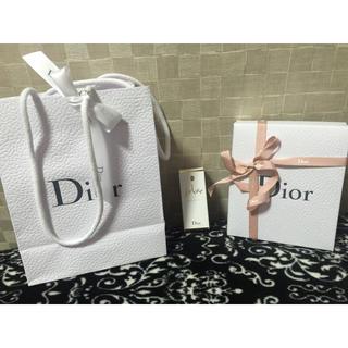 ディオール(Dior)のDiorプレゼントボックス(ラッピング/包装)