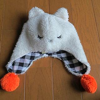 ☆新品.帽子(耳当て付き)Stomp Stomp☆(帽子)