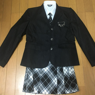 卒業式 制服 スーツ