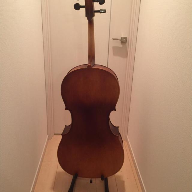 チェロ 弓 ケースセット 送料込み 楽器の弦楽器(チェロ)の商品写真