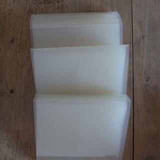 ムジルシリョウヒン(MUJI (無印良品))の無印良品 写真用アルバム ※68枚用2冊セット(ファイル/バインダー)