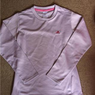 アディダス(adidas)のadidasロングT(Tシャツ(長袖/七分))